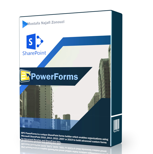 PowerForms Book3